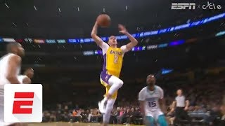 From Lonzo Ball to Donovan Mitchell, this NBA rookie class has some HIGHLIGHTS   Buckets