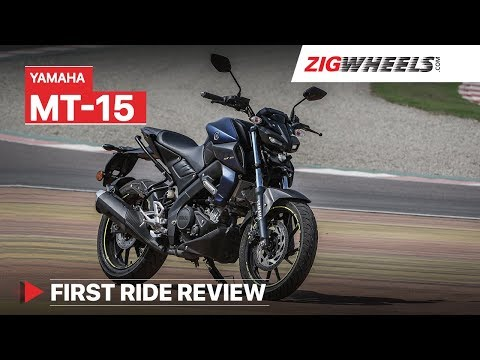 Yamaha MT-15 Review & Commuter, or Streetfighter