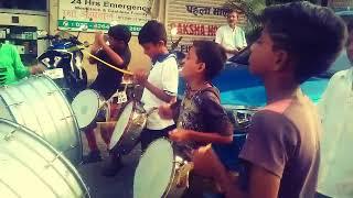 Kids nashik dhol || om sai ram musical group