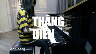 THẰNG ĐIÊN | JUSTATEE x PHUONG LY || PIANO COVER  || AN COONG