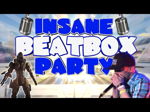 THE BEST BEATBOX PARTY OF ALL TIME?!?! (BLACK OPS 3)