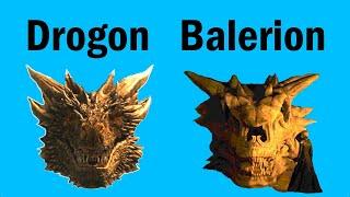 Is Drogon as Big as Balerion in Game of Thrones Season 7