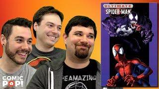 Ultimate Spider-Man vs Venom on Back Issues #SpiderMan