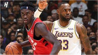 Toronto Raptors vs Los Angeles Lakers - Full Game Highlights | November 10, 2019 NBA Season
