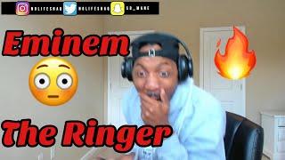 J.Cole, Joyner, Kendrick & Big Sean y'all safe! | Eminem - The Ringer (KAMIKAZE) - Reaction