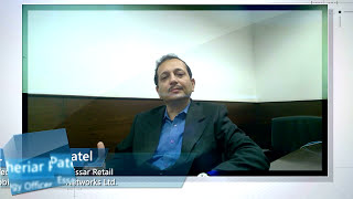 Video Testimonial from Meheriar Patel of The MobileStore for eCommerce on eNlight