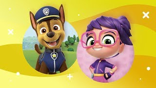 Abby Hatcher + PAW Patrol Team Up for the Rescue!