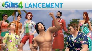 Les Sims 4: Trailer Officiel