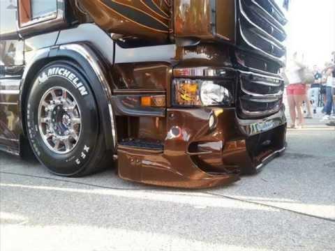 Scania RS730 Black Amber Tuning - F.lli Acconcia