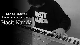 Dilwale - Janam Janam (EPIC PIANO COVER)