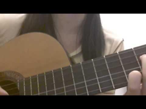 張國榮_陳奕迅_最冷一天 (Guitar Cover by Wing) (結他自彈自唱)