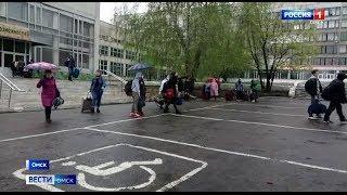 Из Омска вывозят казахстанских студентов