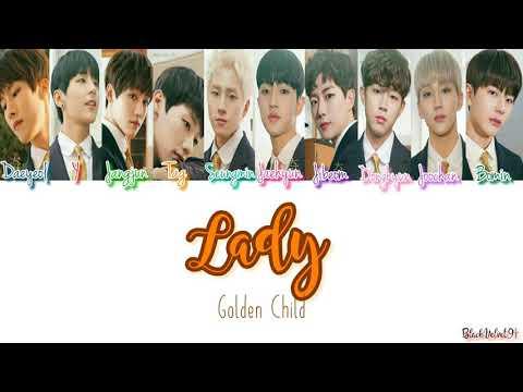Golden Child - Lady Color Coded Lyrics (HAN/ROM/ENG)
