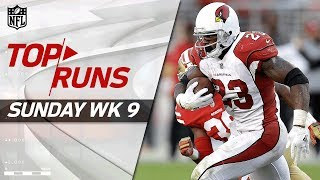 Top Runs from Sunday | NFL Week 9 Highlights