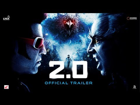 2.0 - Official Trailer (Hindi) Rajinikanth - Akshay Kumar - A R Rahman - Shankar - Subaskaran