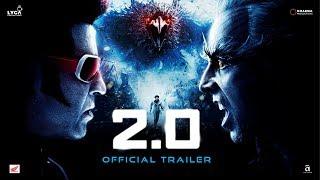 2.0 - Official Trailer [Hindi]   Rajinikanth   Akshay Kumar   A R Rahman   Shankar   Subaskaran