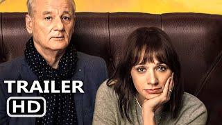 ON THE ROCKS Trailer (2020) Bill Murray, Rashida Jones Movie