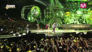 빅뱅(Bigbang) - FANTASTIC BABY at 2013 MAMA