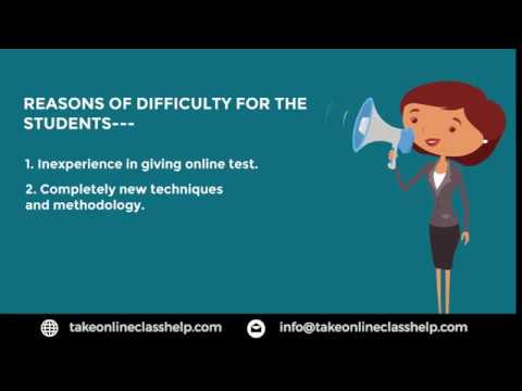 Takeonlineclasshelp - Online Class Help By PhD experts