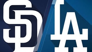 Hill, homers lead Dodgers past Padres, 11-1: 8/24/18