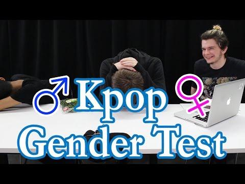 Kpop Gender Test | KpopSteve