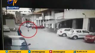 Kid miraculously survives after being run over by Car in G..