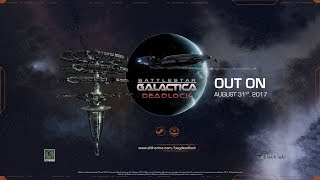 Battlestar Galactica Deadlock - Battle Trailer