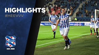 Highlights   sc Heerenveen - VVV-Venlo   Eredivsie 2020/2021
