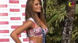 Miss Universe 2014 Yamamay Swimsuit Fashion Show / All Candidates