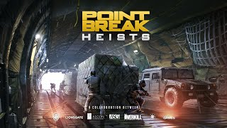Payday 2 - The Point Break Heists Trailer