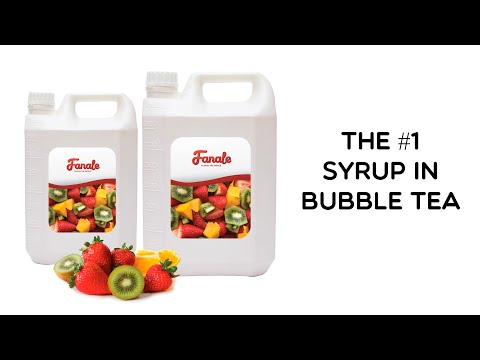 Fanale Flavoring Syrups From Fanale Drinks