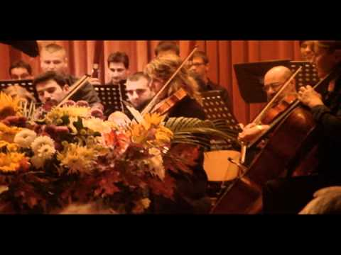 Vasil Belezhkov - 'The Gold-fingered' suite for kaval and symphonic orchestra /in memory of Stoyan Velichkov/ - 1st movt.