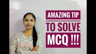 IELTS MCQ AMAZING TIPS ( READING ) |  IELTS READING : HOW TO SOLVE MCQ
