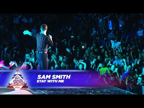 Sam Smith - 'Stay With Me' - (Live At Capital's Jingle Bell Ball 2017)