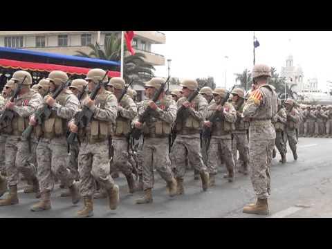 Parada Militar ARICA 2013