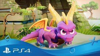 Spyro reignited trilogy :  bande-annonce