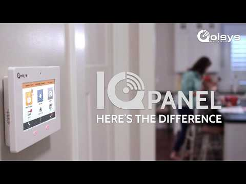 Qolsys Webinar: IQ Panel, Here's the Difference