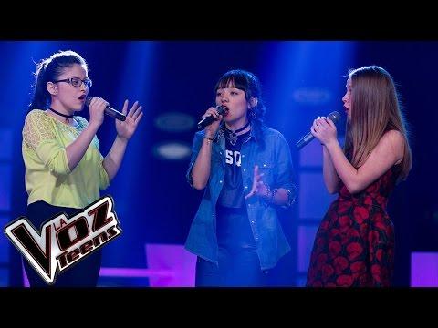 Nikki, Anamaría y Angie cantan 'Bohemian Rhapsody' | Batallas | La Voz Teens Colombia 2016