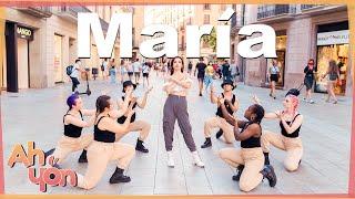 [KPOP IN PUBLIC] HWASA (화사) - 'MARIA' (마리아)   Dance Cover by Ahyon Unit