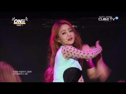 20180616  CUBE United Concert  (G)I-DLE (여자)아이들 CUT