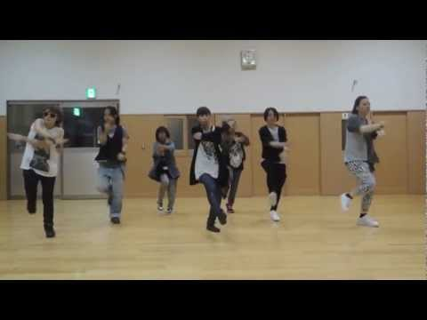 Super Junior(슈퍼주니어)_Sexy, Free & Single  dance cover by Y8687 (JPN)