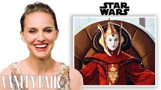 """Natalie Portman Breaks Down Her Career, from """"Star Wars"""" to """"Vox Lux""""   Vanity Fair"""