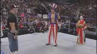 Feud: John Cena vs. Kenzo Suzuki (2005)