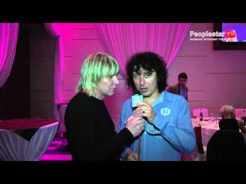 Андрей Алексин - на Дне Рождения Александра Ягья