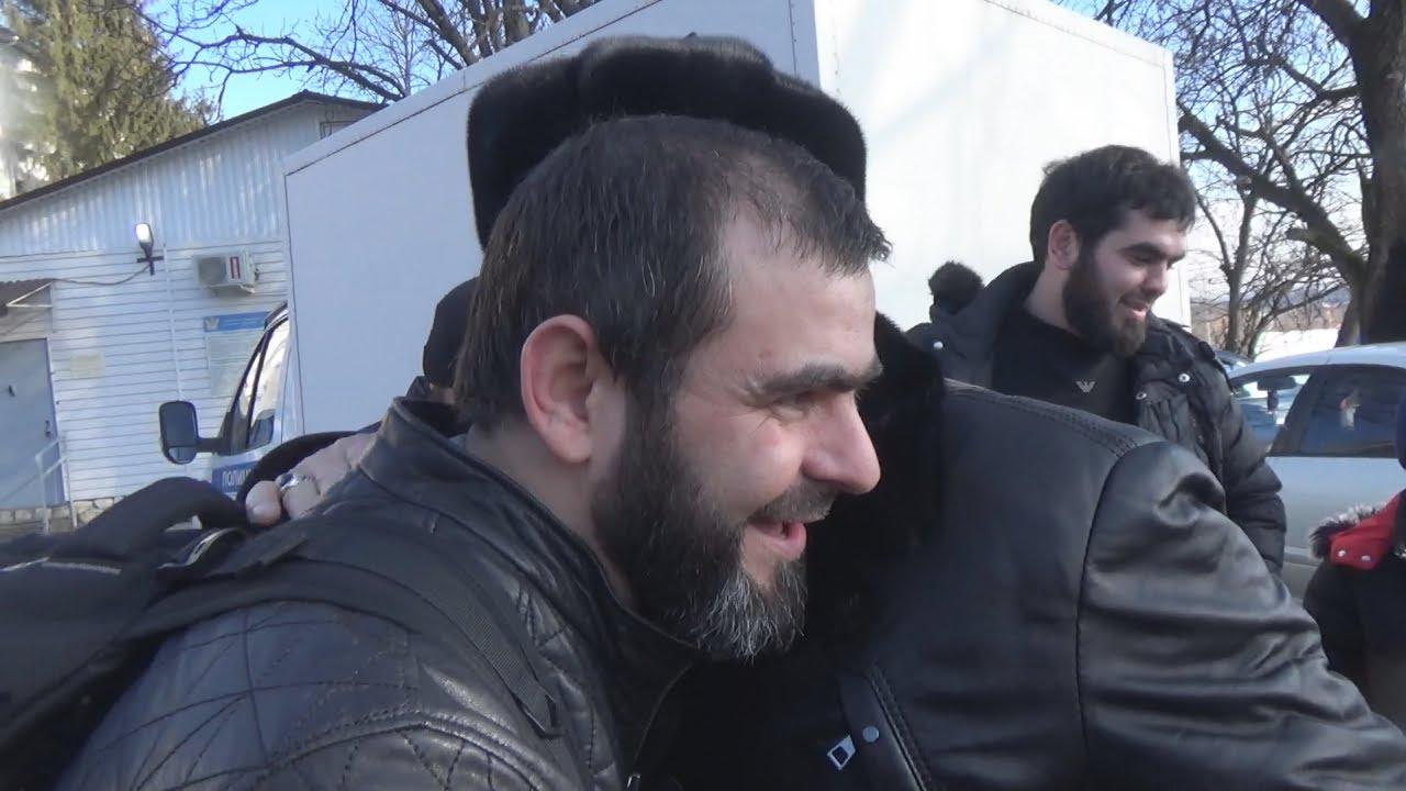 Ингушские активисты пересидели в СИЗО без объяснений