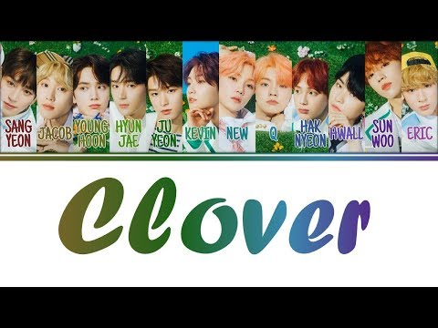 [Color Coded Lyrics] 더보이즈(THE BOYZ) - Clover [Han/Rom/Eng]