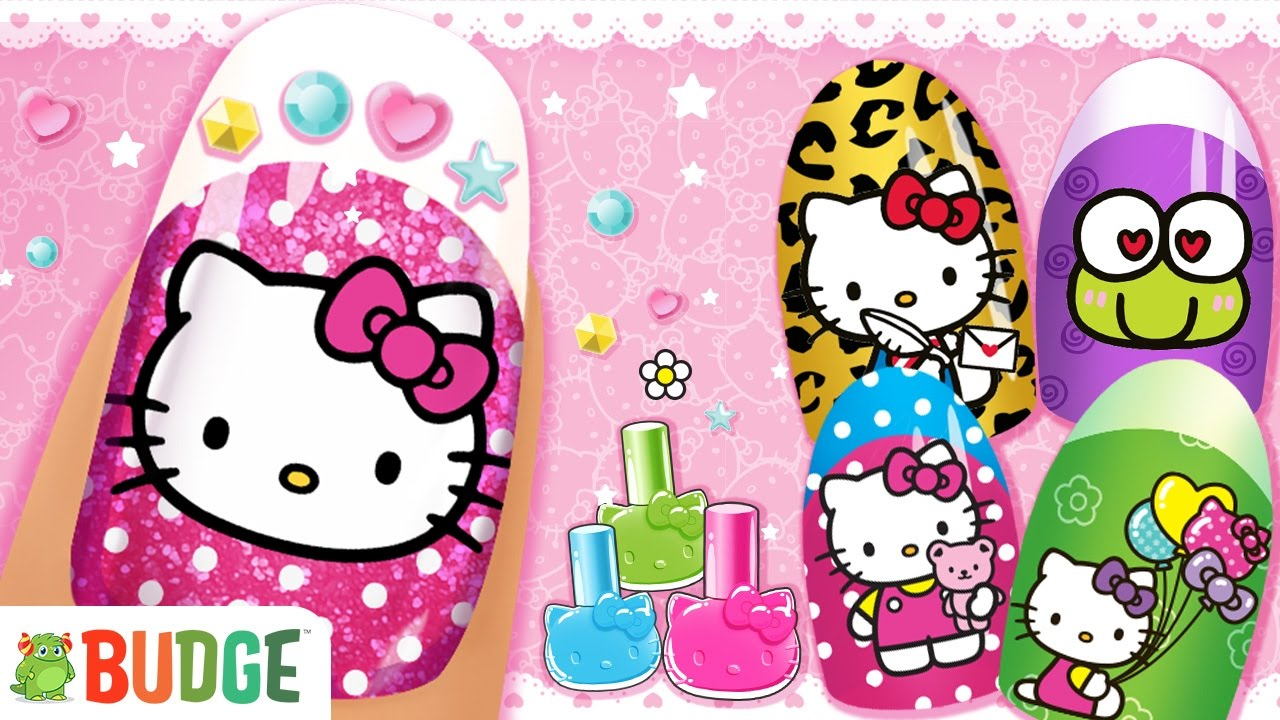 Play Hello Kitty Nail Salon on PC 1