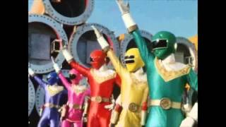Super Sentai Henshin and Roll call Collection Part 3