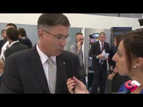 Enada Roma: intervista a Domenico Distante (Sapar)