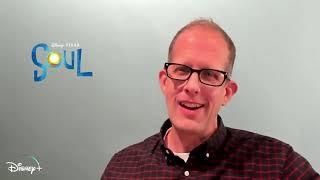 Soul: Pete Doctor Official Movie Interview - Disney+, Pixar